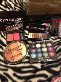 City Color Cosmetics LOVE THEM!